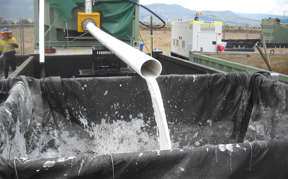 industrial wastewater evaporation services