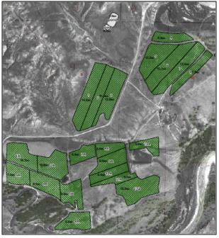 irrigation system configuration